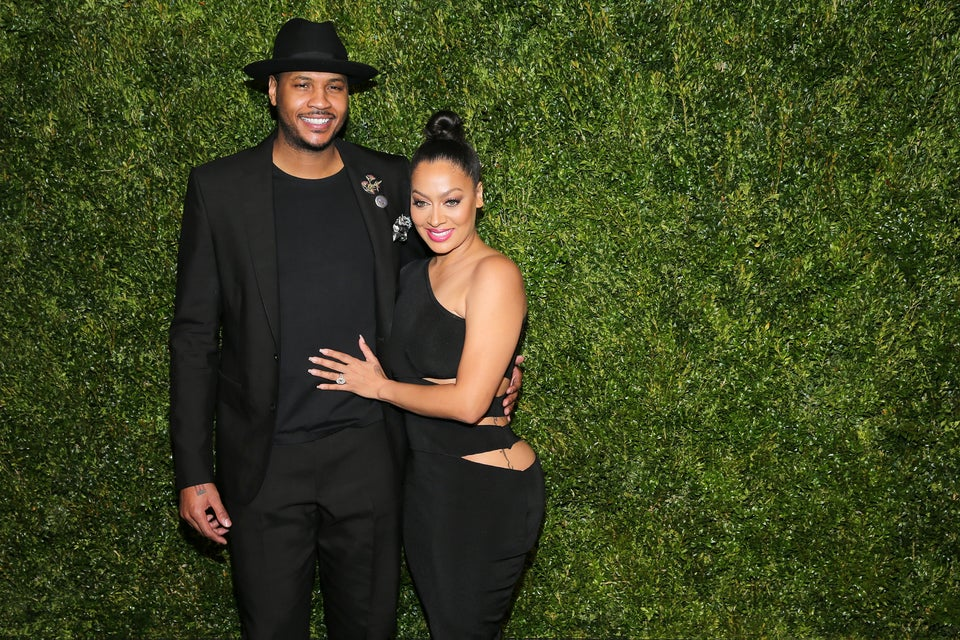La La Anthony Says She Doesn't Know What The Future Holds Between Her And Carmelo Anthony