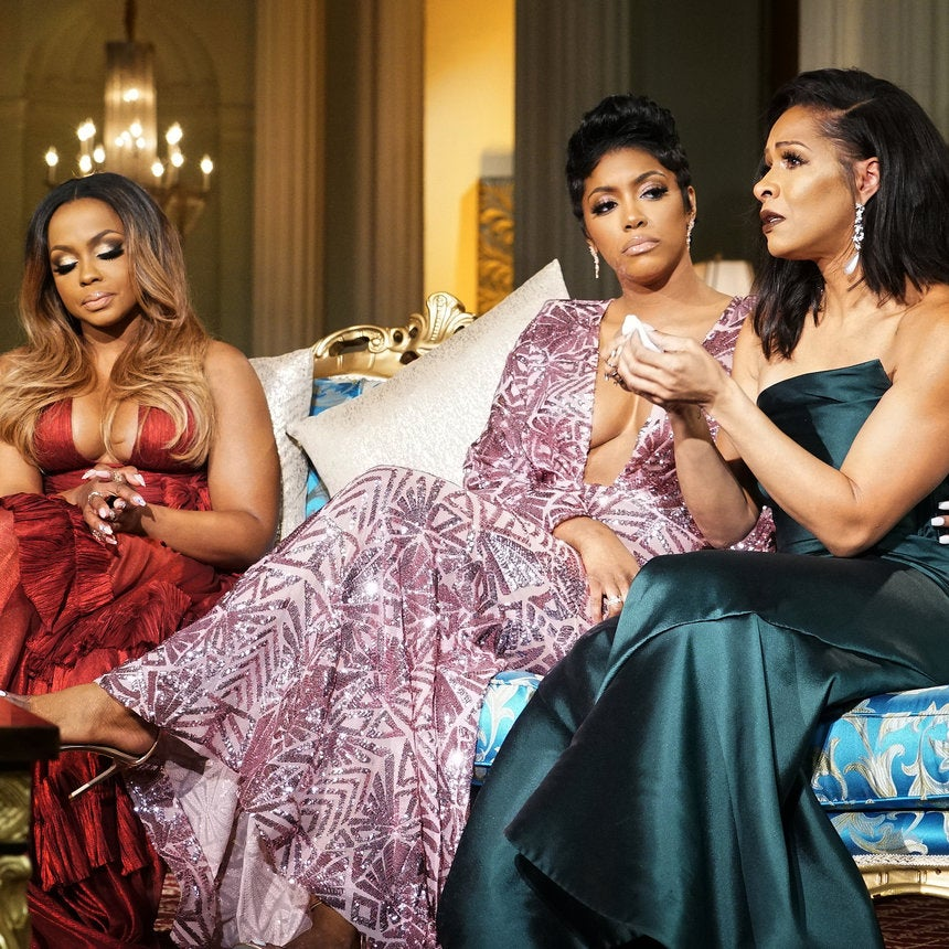 'Real Housewives of Atlanta' Reunion, Part Two: Divorced Or Not?
