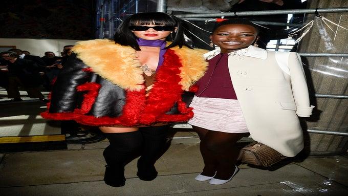 A Rihanna And Lupita Nyong'o Fan-Created Film Had Everyone Talking Last Night