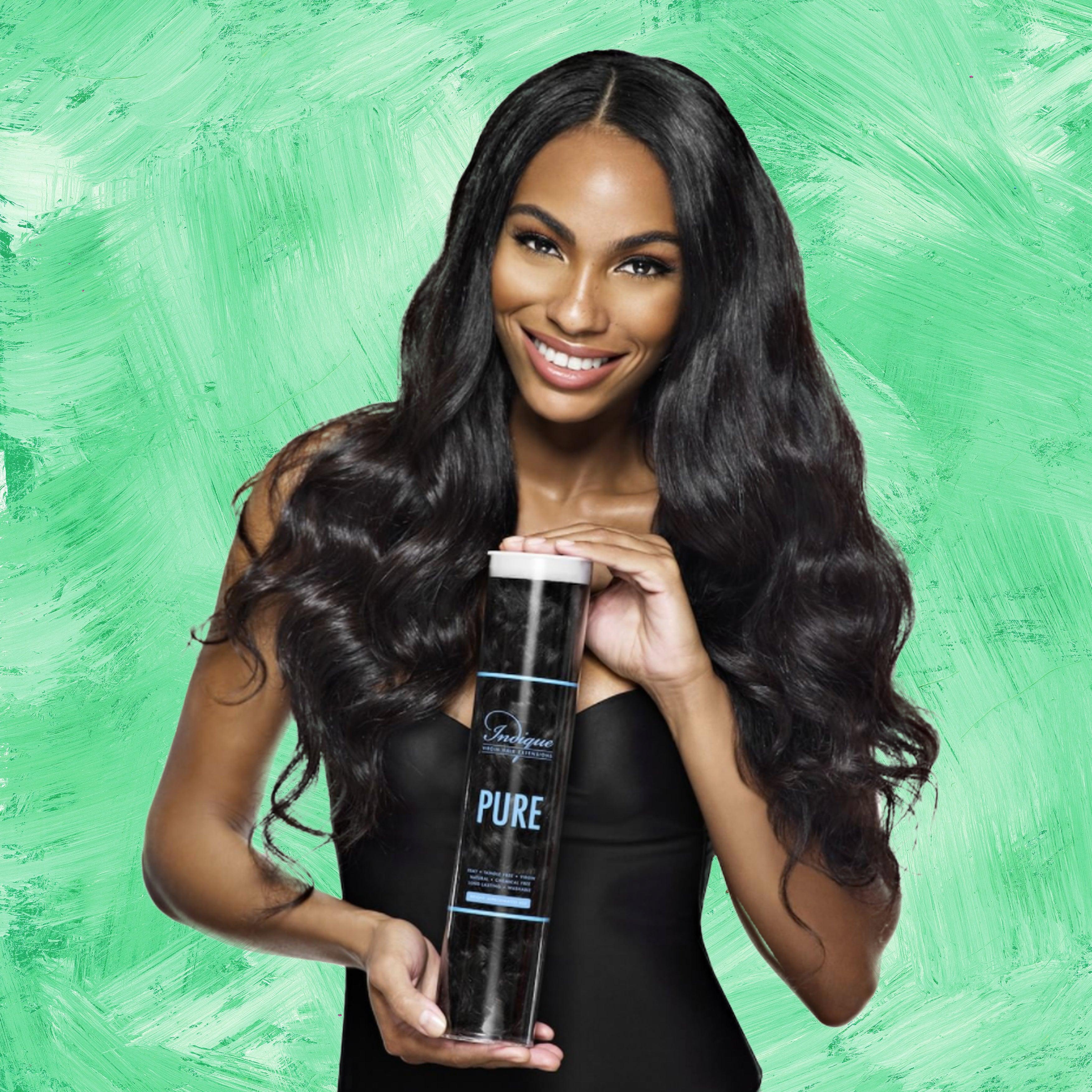 Best In Black Beauty 2017 Hair Winners Essence