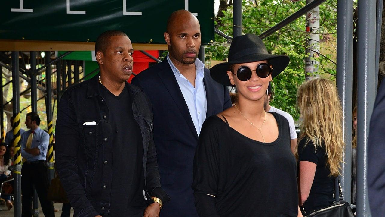 Twitter User Pays Homage To Beyoncé's Bodyguard Julius