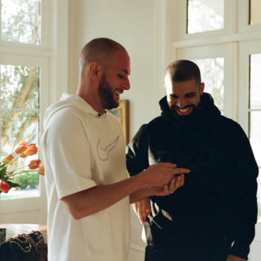 Travel Goals! You Have to See The Beverly Hills Mansion Drake Rented For Coachella