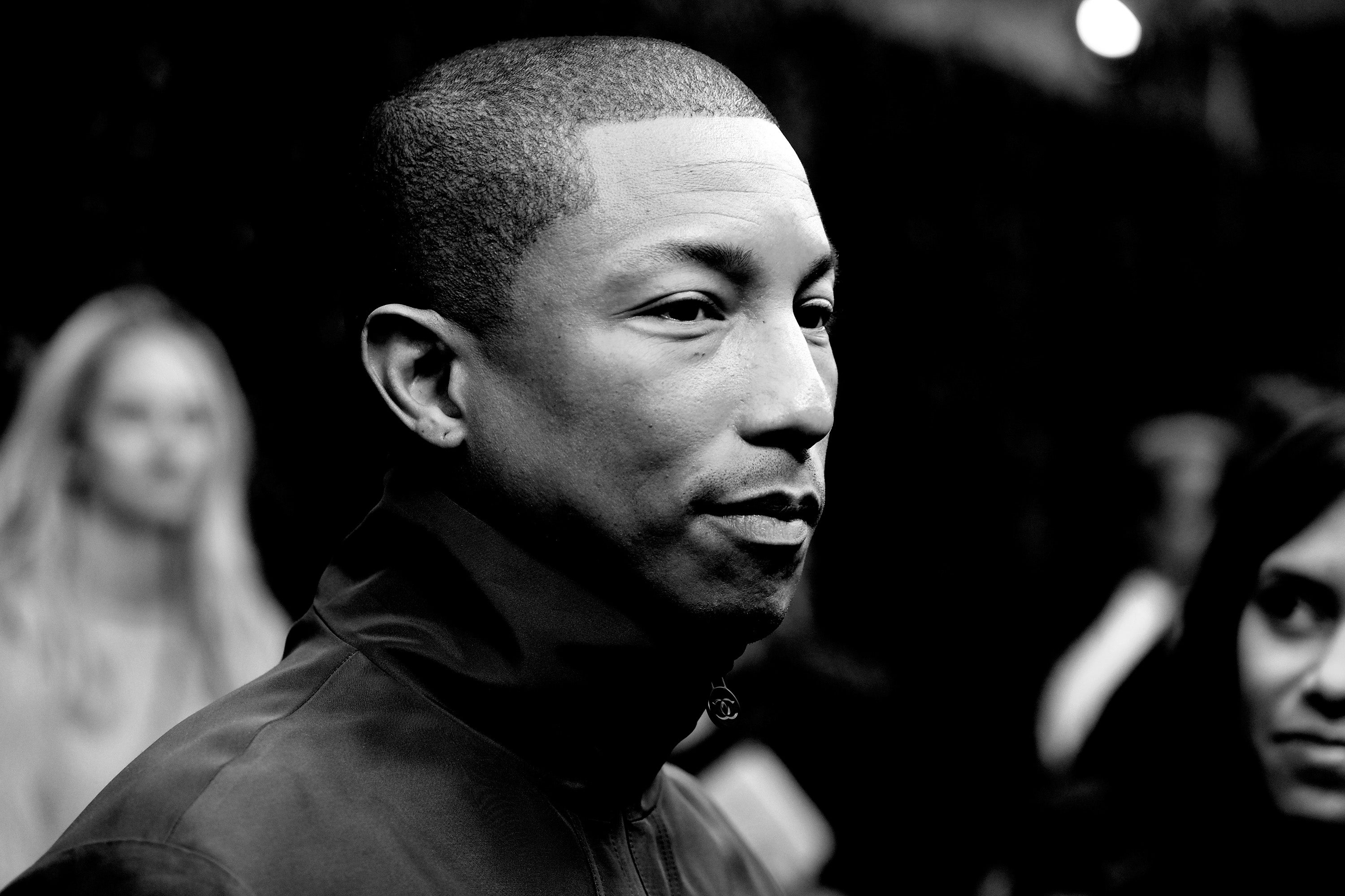 Pharrell Shows Off Impressive Athletic Abilities in New Chanel Ad