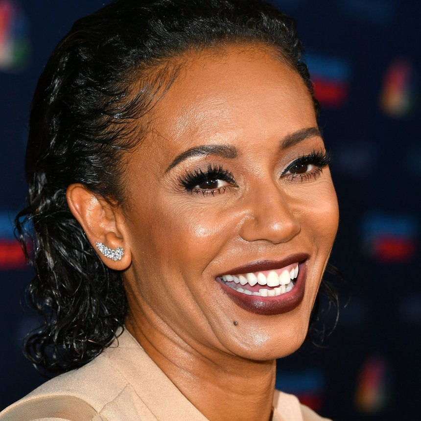 Mel B 'Upbeat And All Smiles' With Her America's Got Talent Costars Amid Contentious Divorce