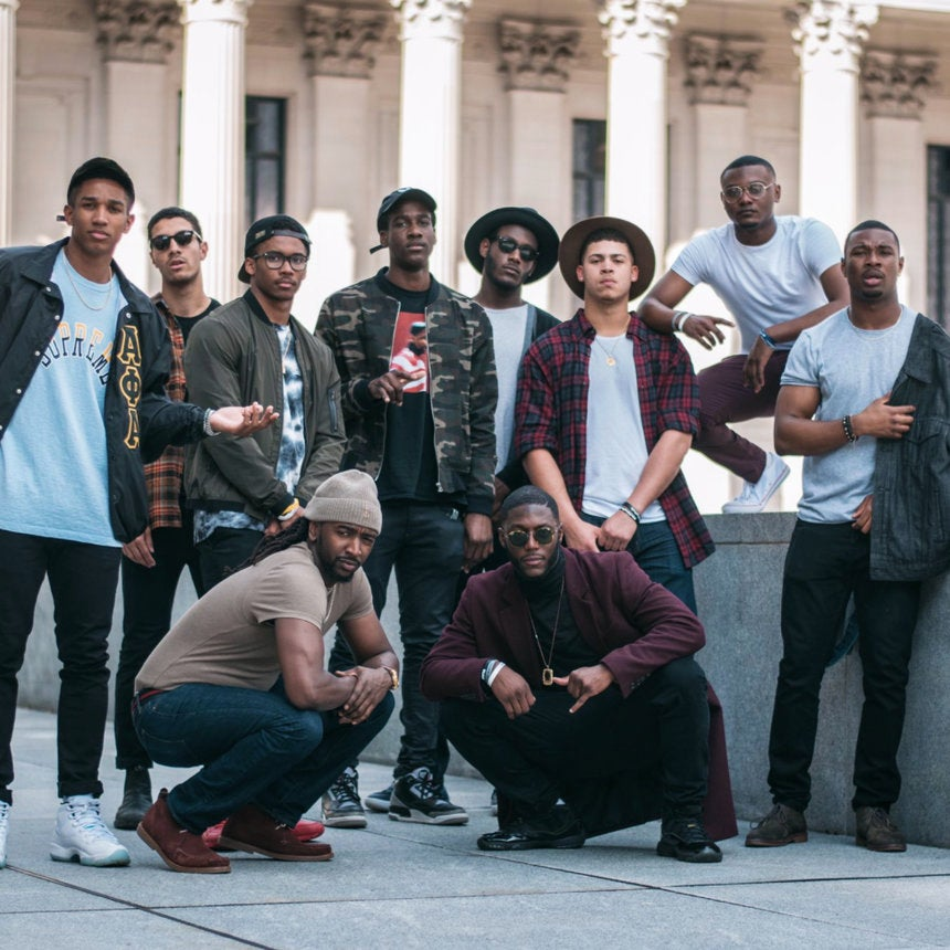 #BlackMenOfYaleUniversity Photos Give A Fresh Perspective On The Black Ivy League Experience