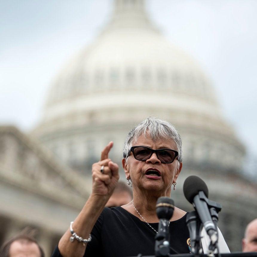 Black Congresswomen Convene To Address Missing Women And Children Of Color