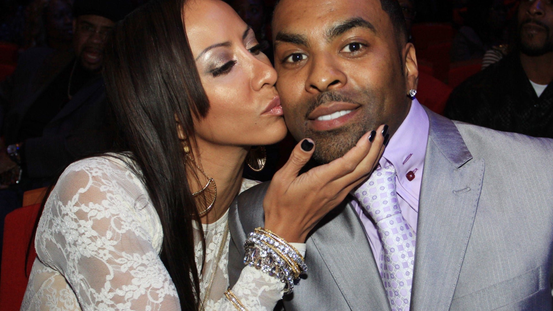 Ginuwine and Ex Wife Sole Respond to Rude Fan - Essence