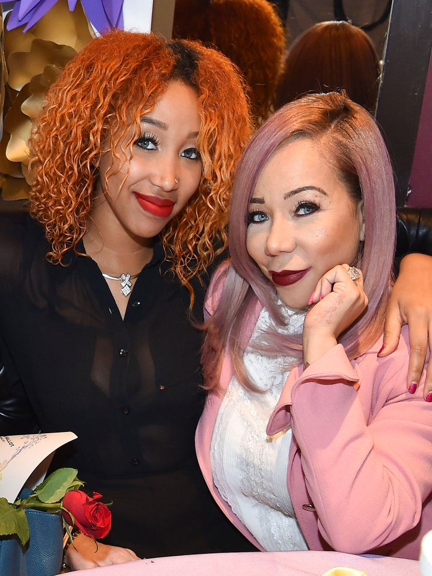 Why Tiny Harris Approves Of Daughter Zonnique's NFL Player Boyfriend, Damian Swann