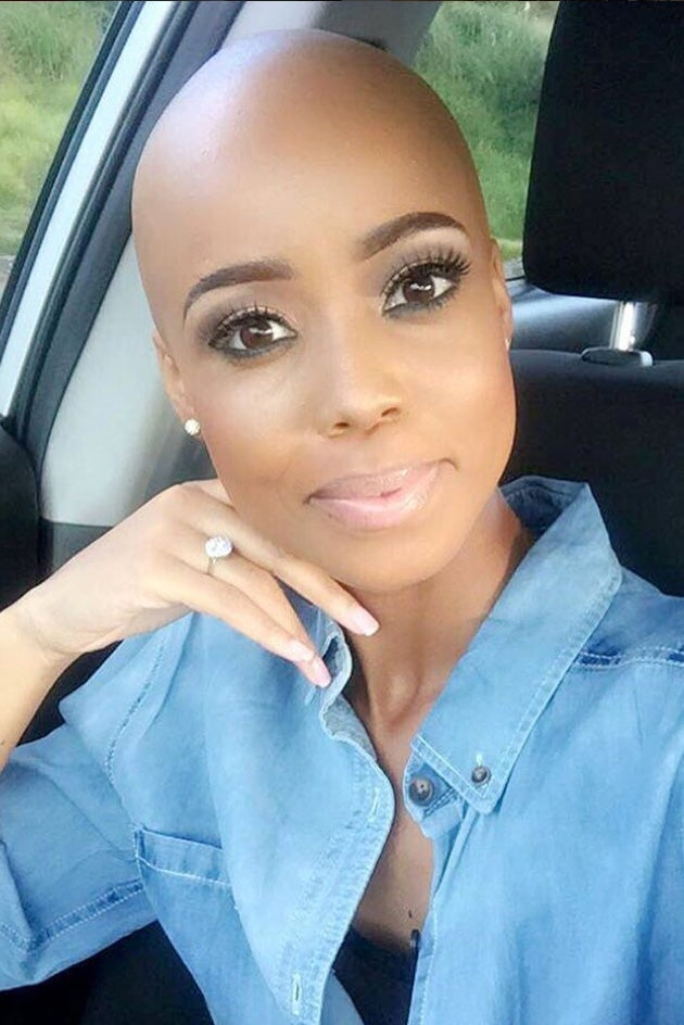 Beautiful Black Women With Bald Heads Essence