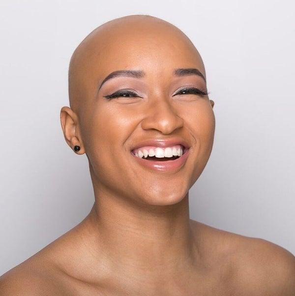 Beautiful Black Women With Bald Heads - Essence