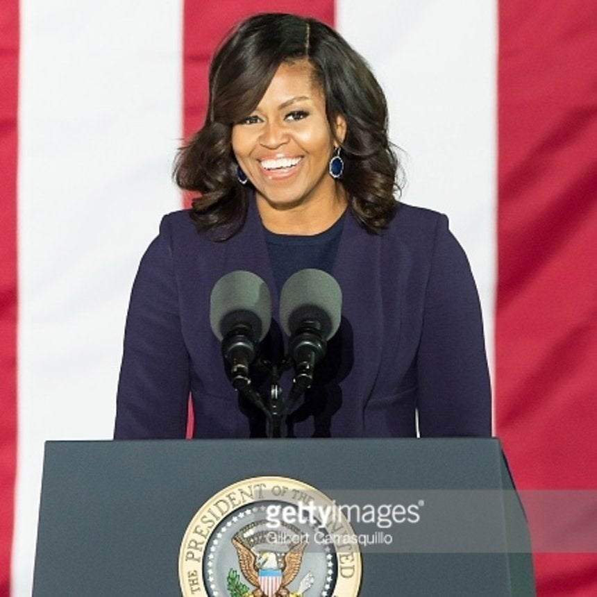 Michelle Obama To Attend Star-Studded College Signing Day Event For MTV
