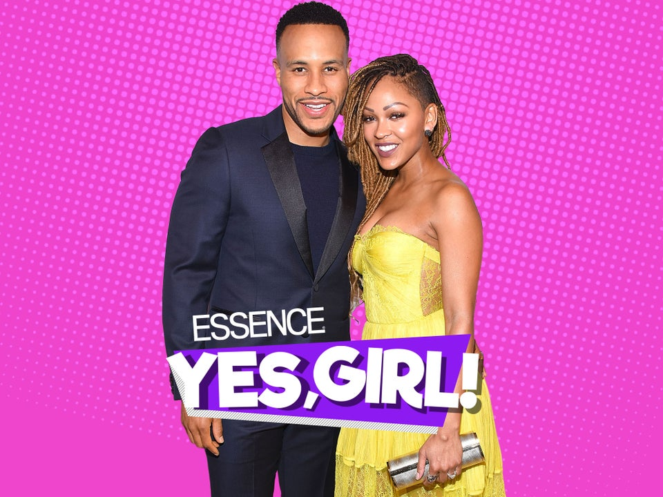 How Meagan Good And DeVon Franklin Pray For Each Other and Strengthen Their Marriage