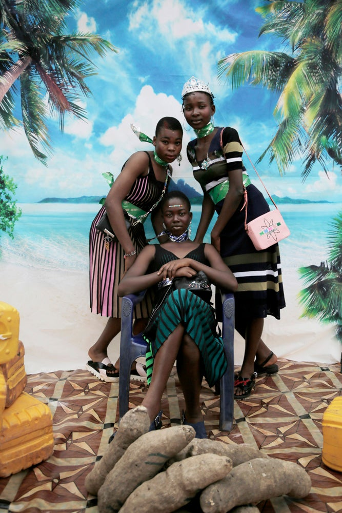 Kenzo Releases Beautiful Celebration of Nigerian Youth With New Campaign