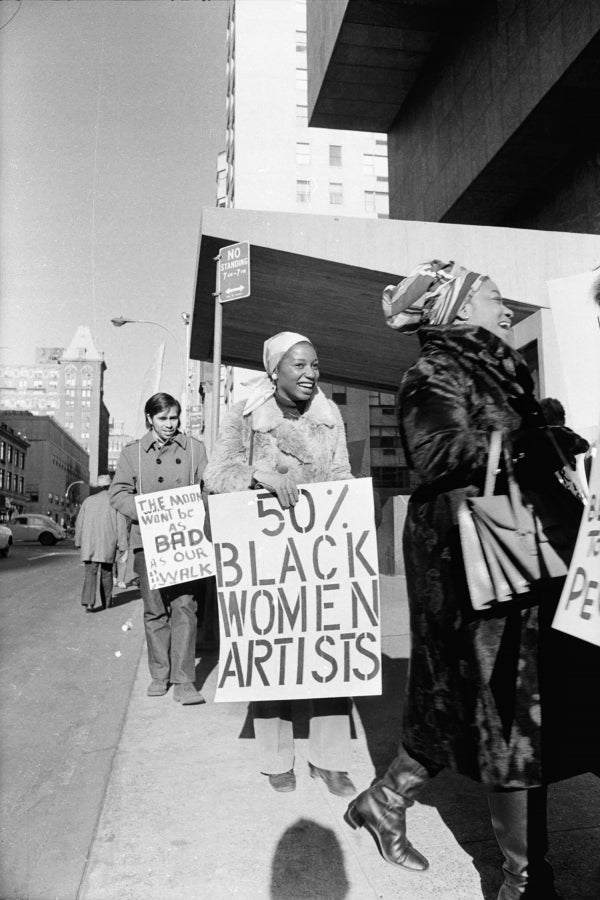 The Revolutionary Work Of Black Women Moves To The Forefront In New Brooklyn Museum Exhibit