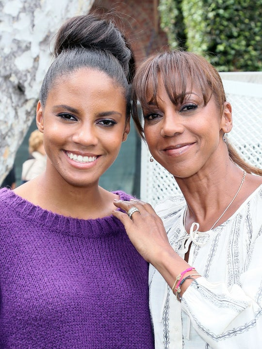 Watch Holly Robinson Peete's Daughter Slay An Amy Winehouse Cover