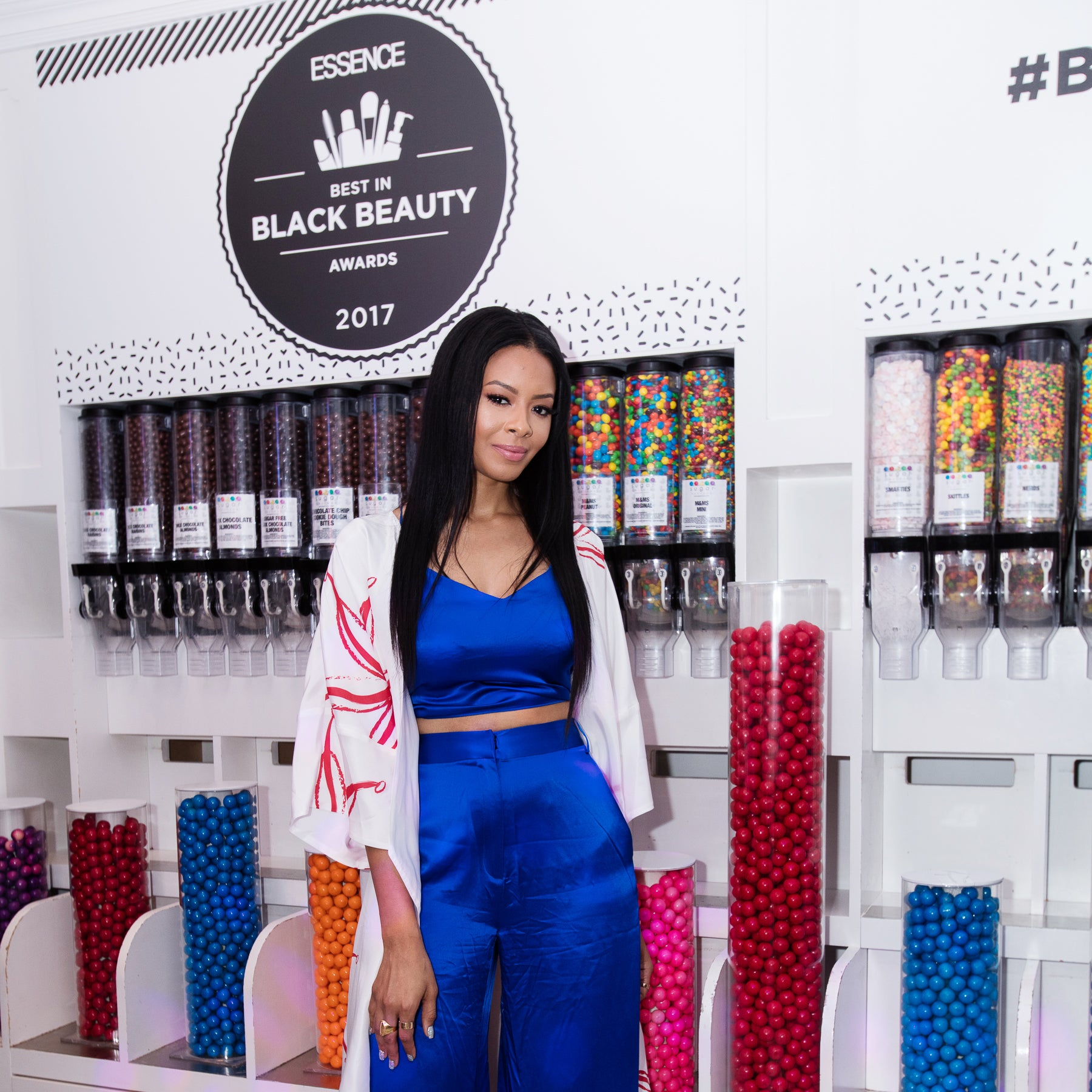 Go Inside ESSENCE's Best in Black Beauty Awards Celebration
