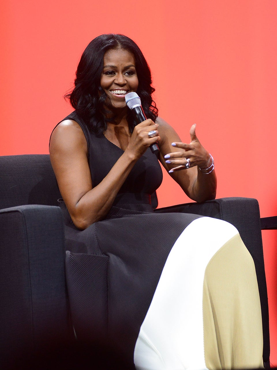 Michelle Obama Says She Won't Run For Office: 'I Wouldn't Ask My Children To Do This Again'