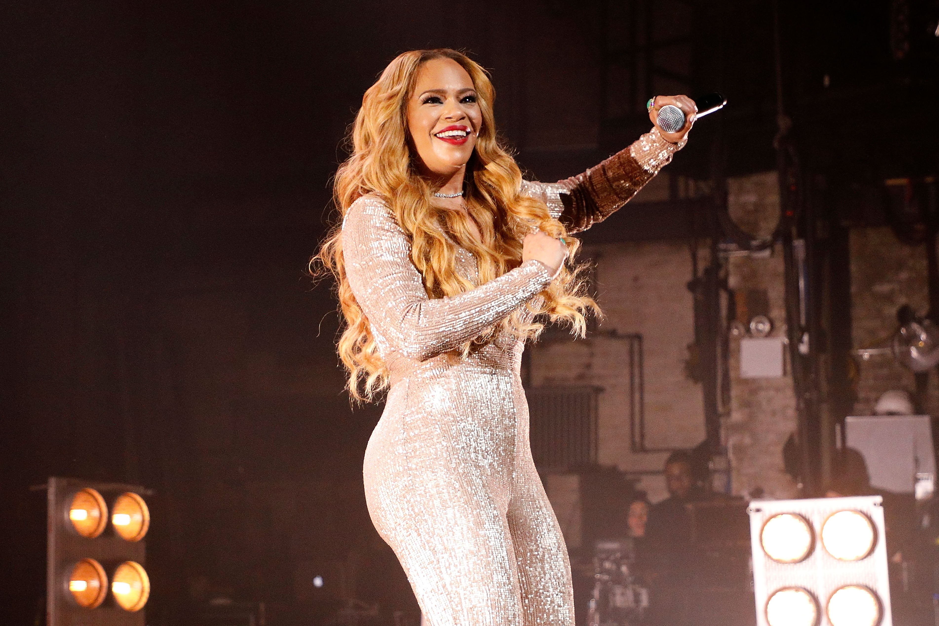 Faith Evans Honored Biggie's Legacy With An Album Full Of Smooth Hits