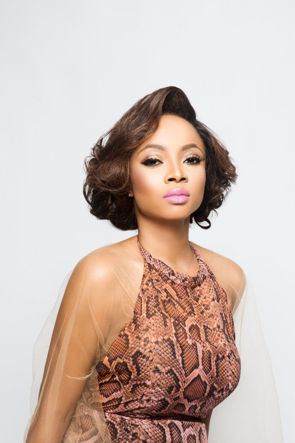 Nigerian It Girl Toke Makinwa Dishes On Disastrous Marriage And Nasty Divorce In New Tell-All