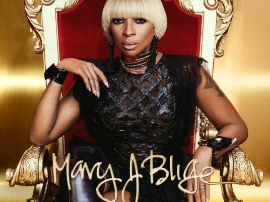 Mary J. Blige Shares Her Unfiltered Story Of Heartbreak & Healing On New Album 'Strength Of A Woman'