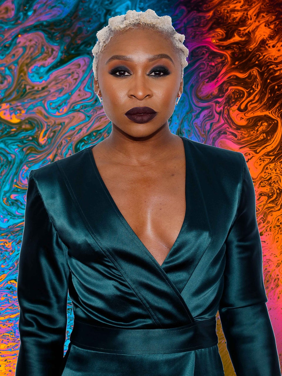 Cynthia Erivo Has A Message For Those Who Think Blonde Hair Makes Her Less 'Woke'