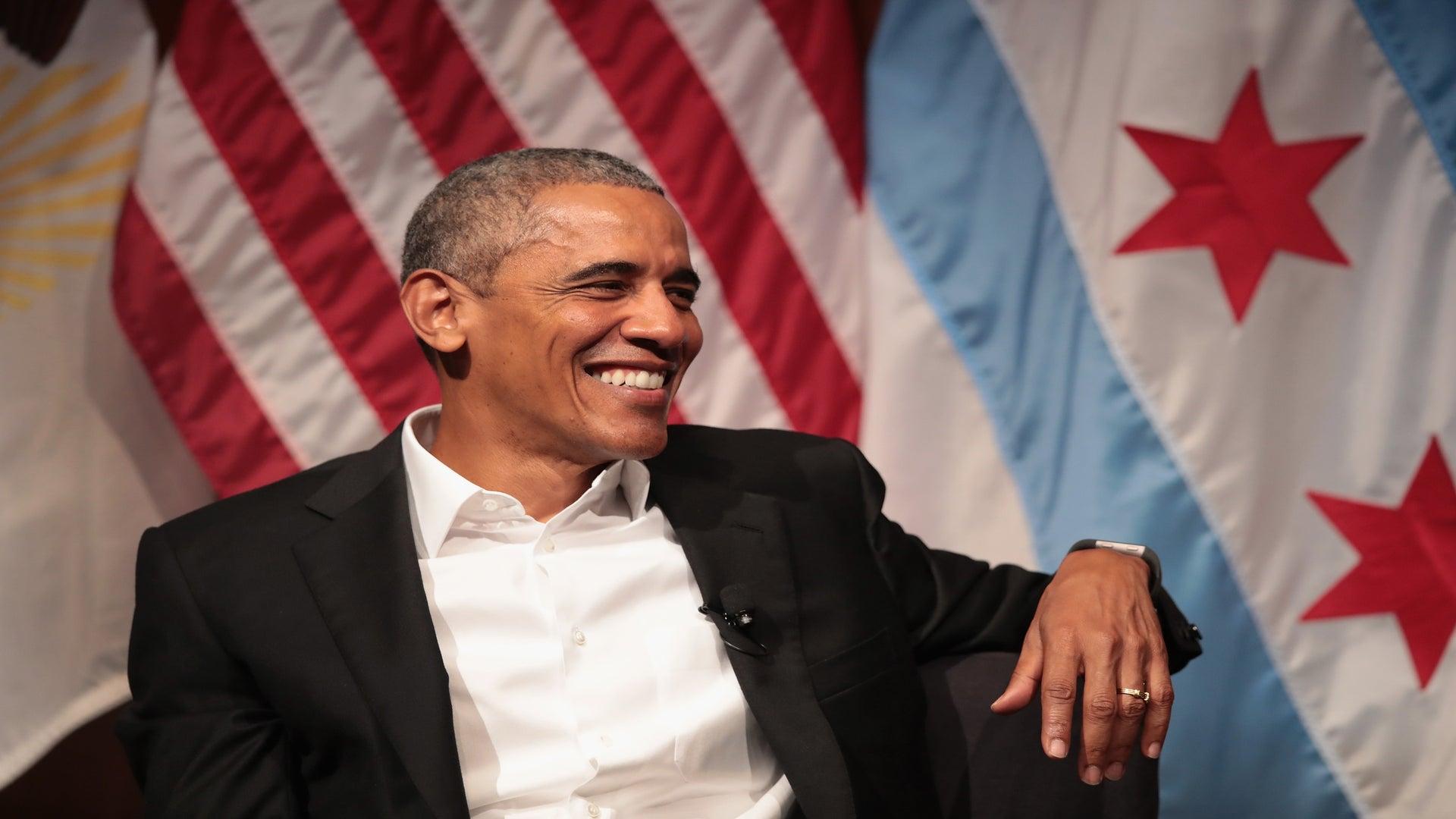 Barack Obama's Spokesperson Defends $400,000 Wall Street-Sponsored Speech