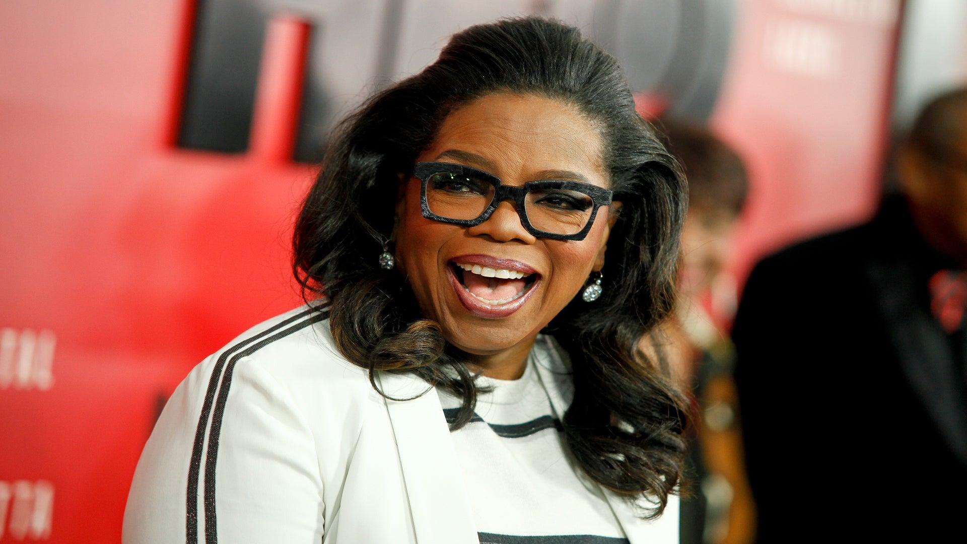 Oprah Winfrey Is Currently Living Her Best Life In Alaska