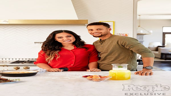 Ayesha Curry Can Only Get Steph To Cook For Her Once A Year—'If I'm Lucky'
