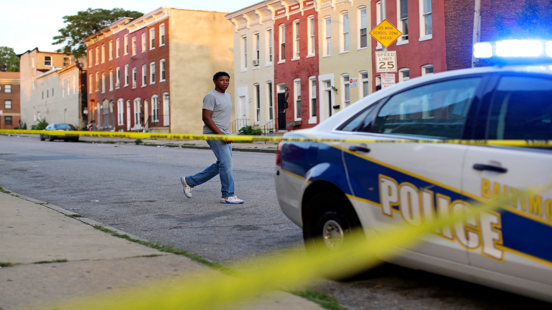 Trump Administration Objections Won't Stop Overhaul Of The Baltimore Police Department