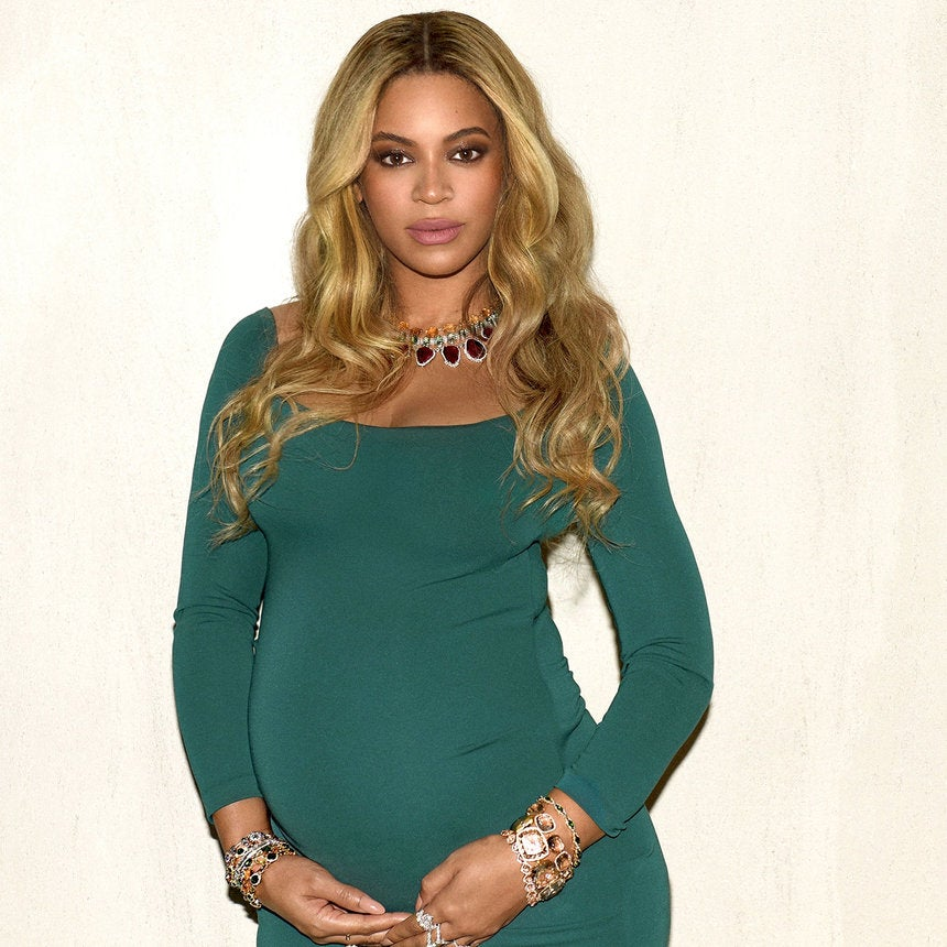 Try This Mid-Pregnancy Workout Inspired By Beyoncé And Amal Clooney