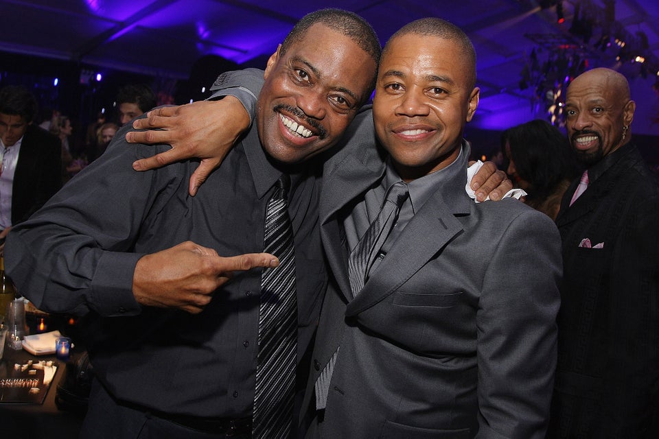 Cuba Gooding Sr., 70s Singer and Father to Cuba Jr., Dead at 72