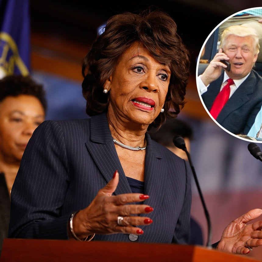 Maxine Waters Just Ethered Trump By Referencing This Line From Comey's Testimony