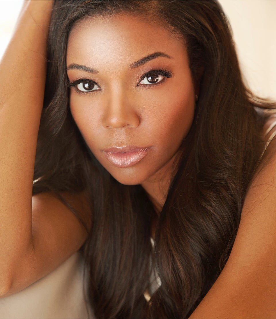 Gabrielle Union's New Book Will Reflect On 'The Good, The Bad, And The WTF' — See The Cover Here!