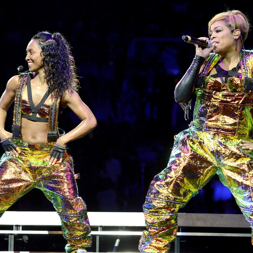 TLC Is Back With New Single 'Way Back'