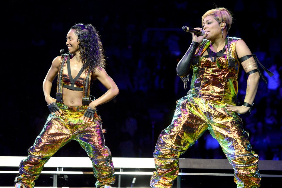 TLC Fans Have Decided To Name The Group's Final Album 'TLC'
