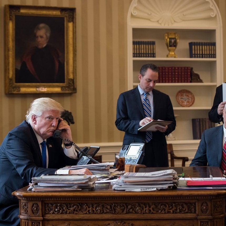 White House Denies Rumors of a Staff Shake-Up
