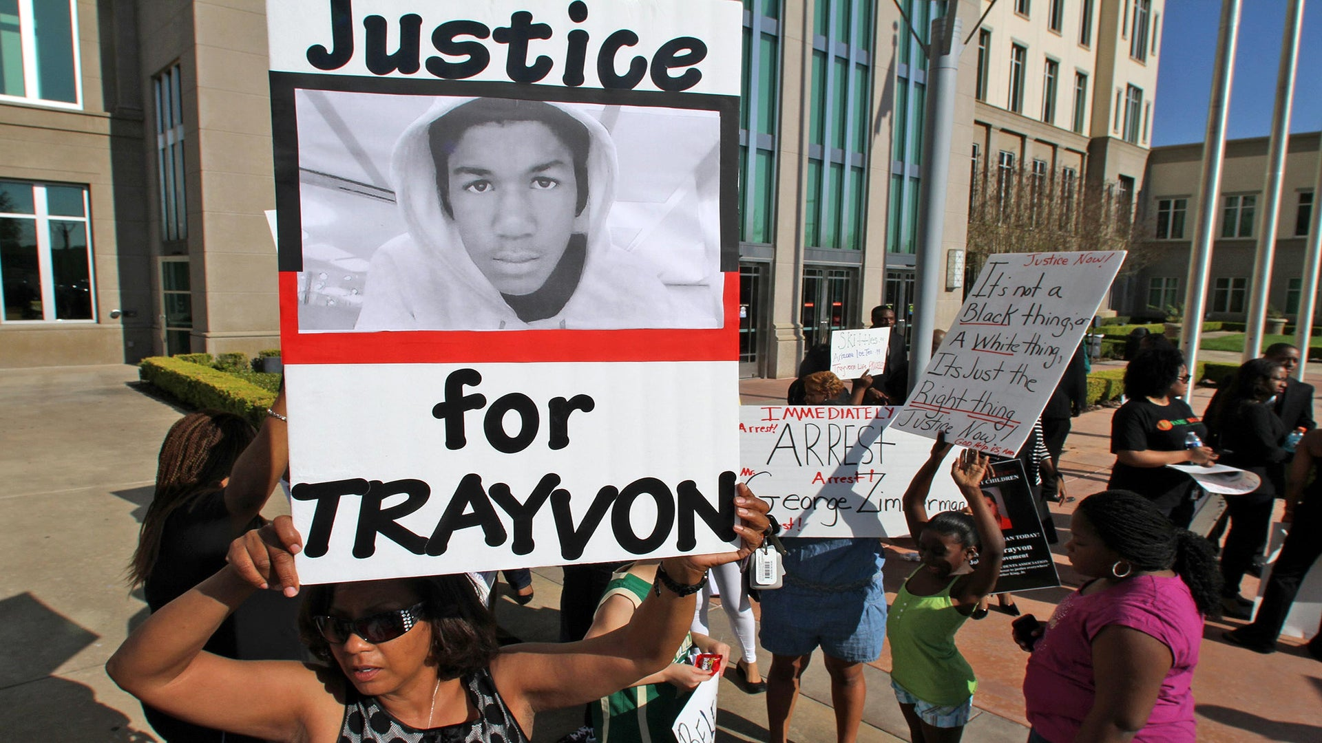 Trayvon Martin Miniseries Coming From Jay Z