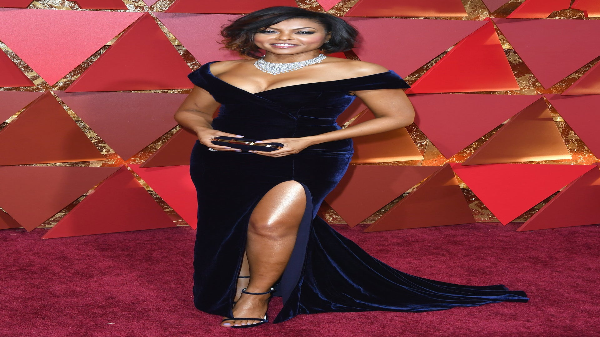 4 Upper-Body Exercises To Steal From Taraji P. Henson's Workout