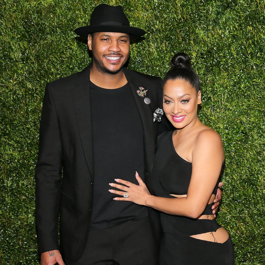 Everything We Know About La La And Carmelo Anthony's Shocking Split