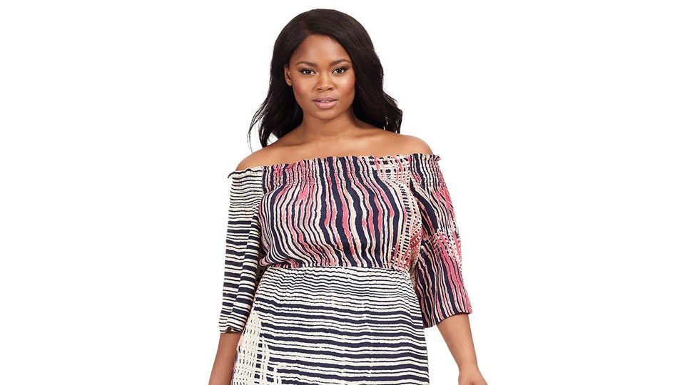 Tracy Reese and Gwynnie Bee Deliver Chic New Collection Curvy Girls Will Love