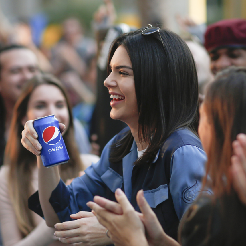 Pepsi Fail: Here's The Real ProblemWith Kendall Jenner's Tone-Deaf Soda Commercial