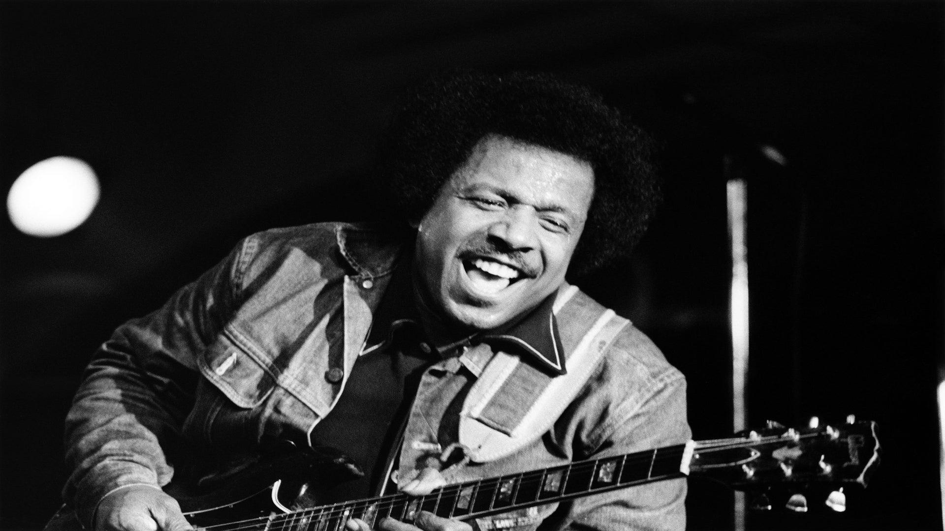 Chicago Blues Legend Lonnie Brooks Dies At 83