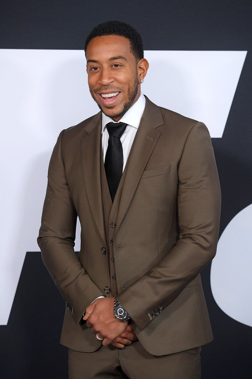 Ludacris Loves That His Daughters Are Seeing Powerful RoleModels On Screen