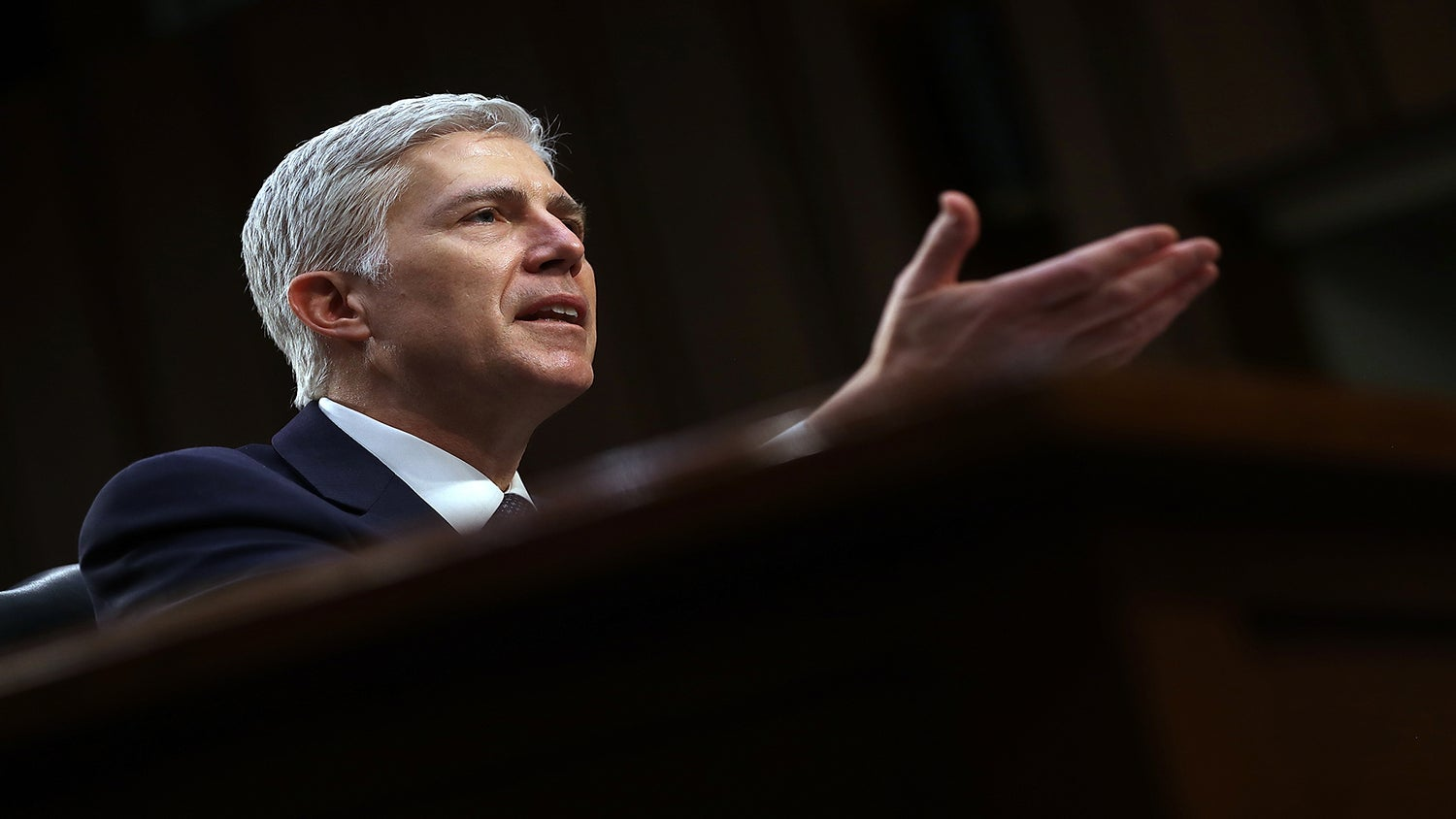Democrats Successfully Filibuster Neil Gorsuch