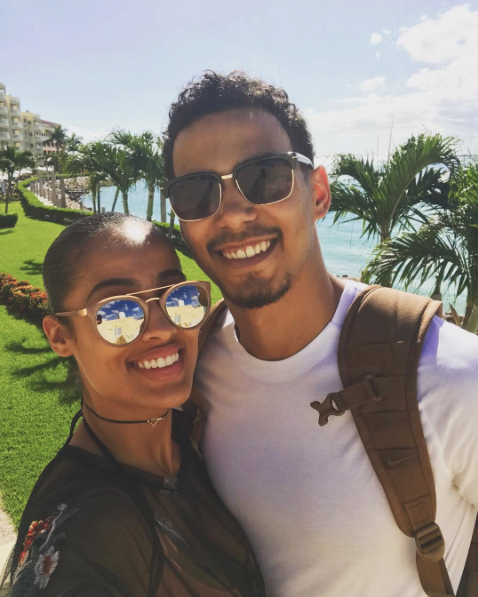 WNBA Star Skylar Diggins Enjoys A Romantic Baecation With Her Fiance and They're Super Cute!