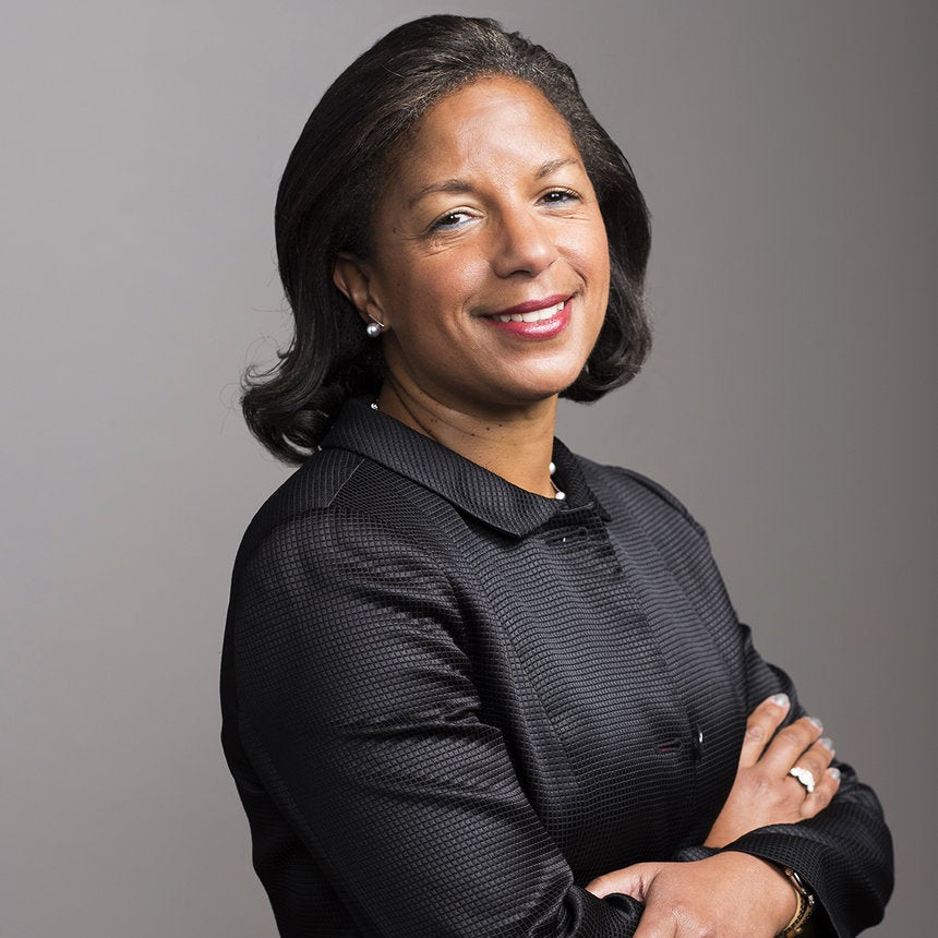 Susan Rice: 'I Leaked Nothing to Nobody' On Trump Transition