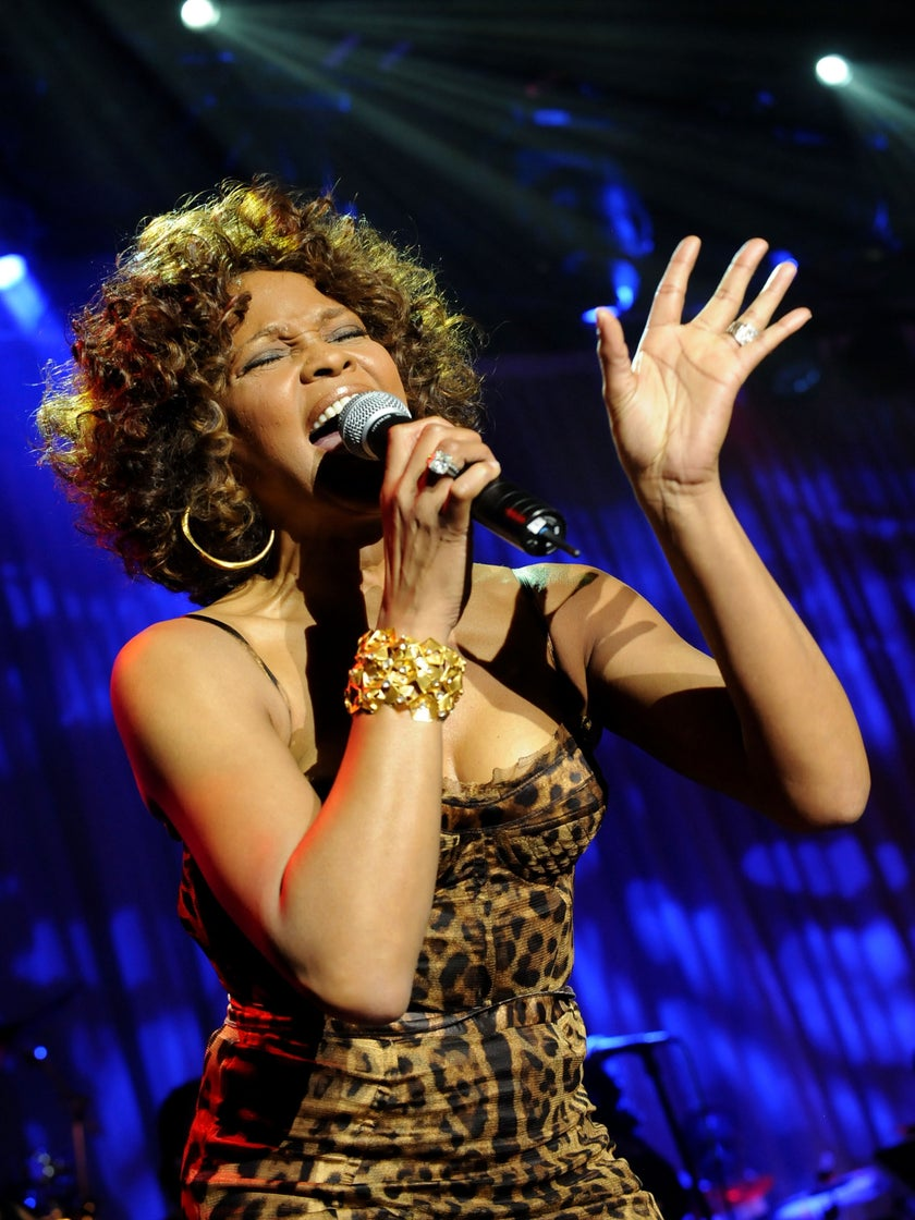 Whitney Houston Wallpapers Images Photos Pictures Backgrounds