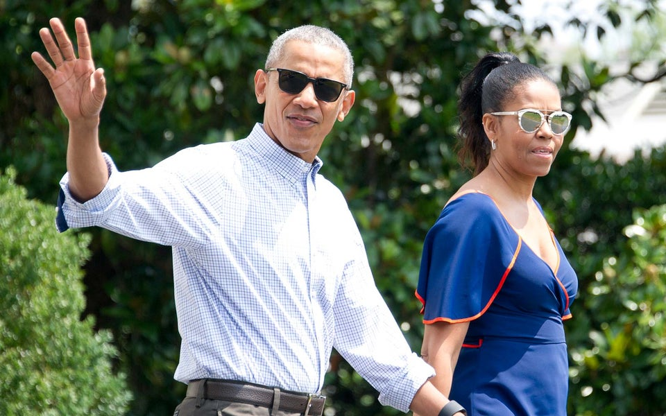 Tom Hanks Recalls Vacation With The Obamas And Oprah