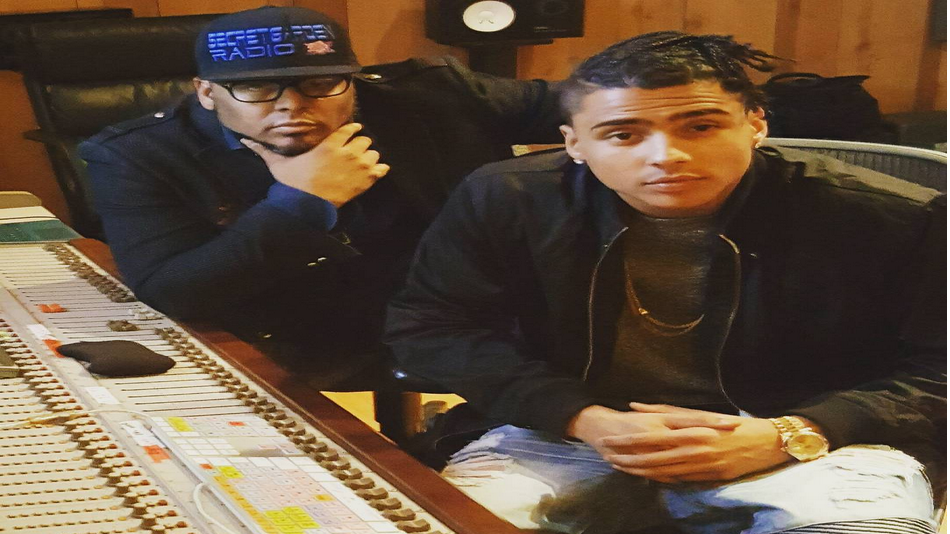 Like Father Like Son: Quincy Brown Remakes Al B Sure!'s Biggest Hit