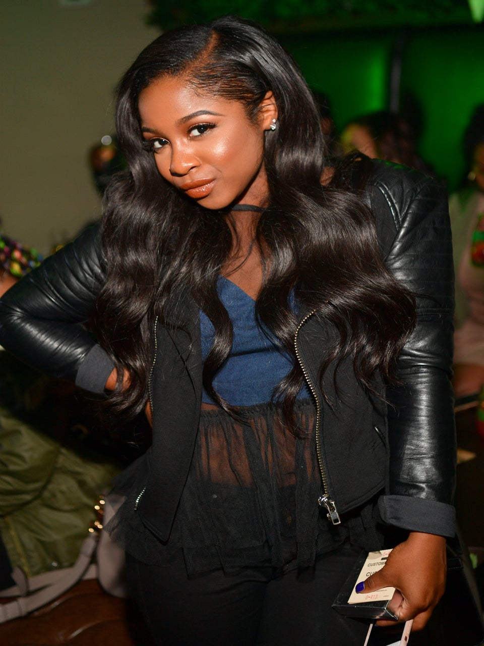 Reginae Carter's Yearbook Quote Is For The Haters